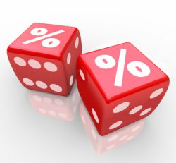 Odds in a variable-rate mortgage versus a fixed rate mortgage